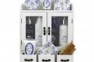 Blue Hyacinth Heritage Cabinet