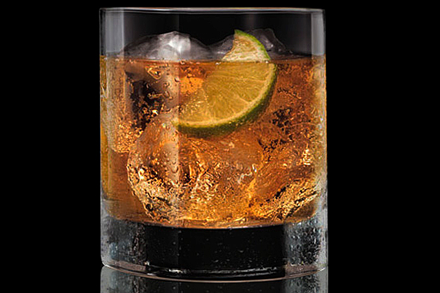 Koktejl Jack Daniel's azázvor