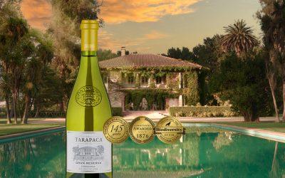Vína od Viňa Tarapacá nesmí chybět ve vaší vinotéce